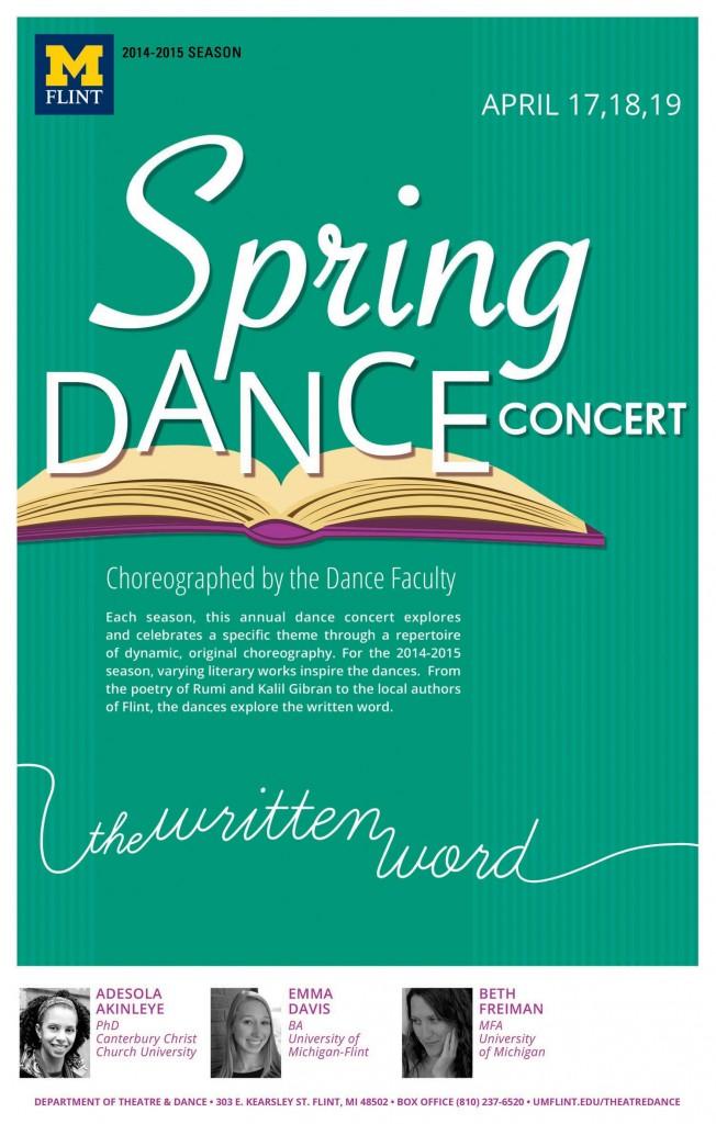 2015 SPRING DANCE CONCERT