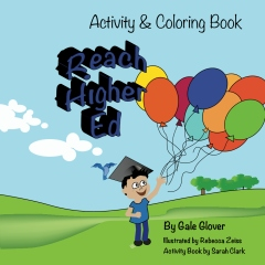 Reach Higher Ed Thumbnail Coloring Activity book