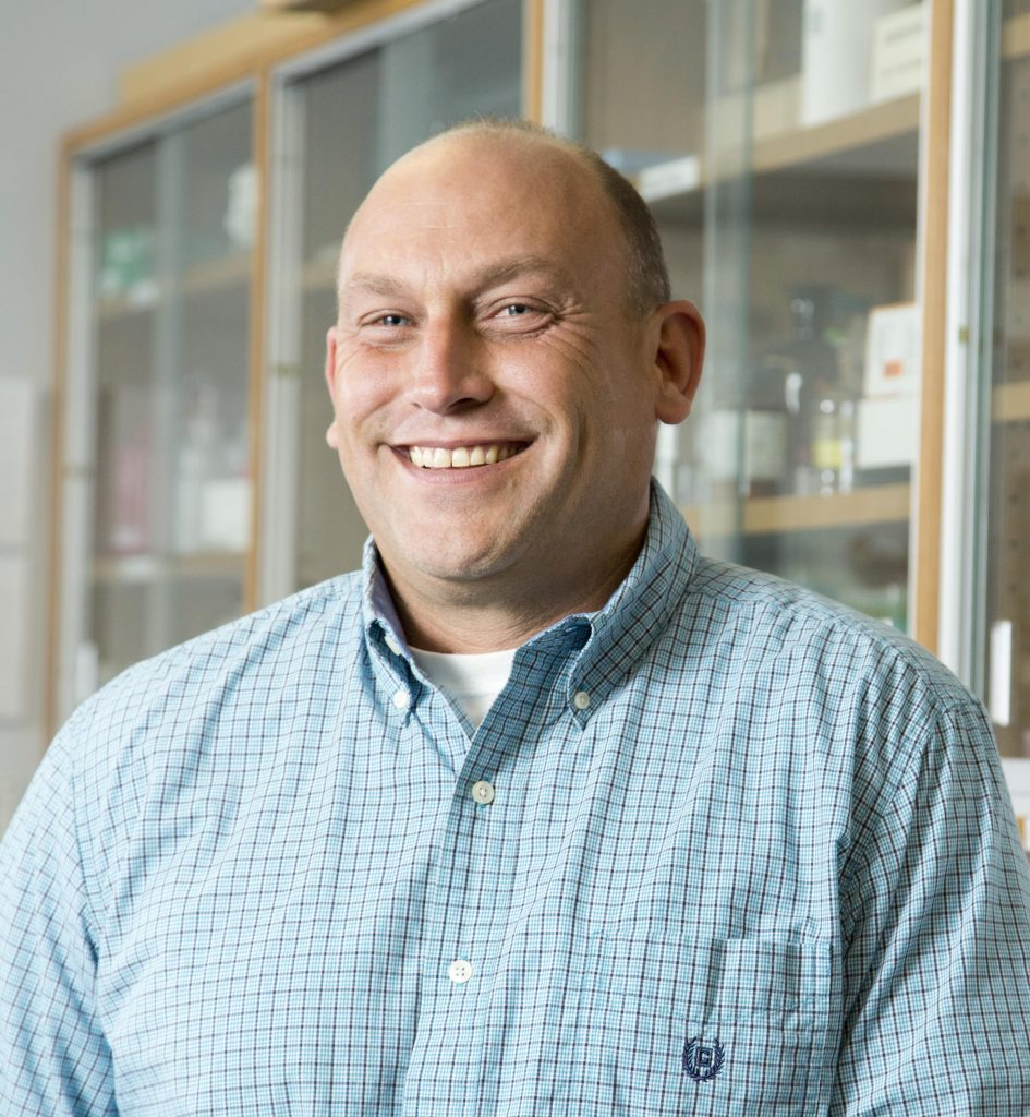Dennis Viele, 2016-17 Collegiate Lecturer