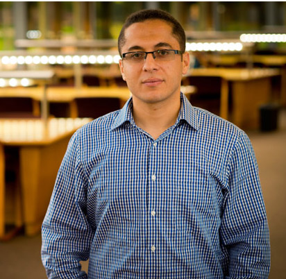 Fadi Mohsen, Assistant Professor of Computer Science at UM-Flint