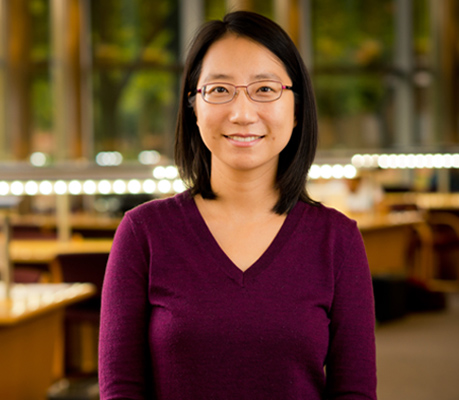Na (Linda) Zhu, PhD, of assistant professor of mechanical engineering