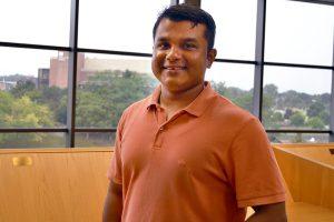 Biplob Barman, PhD, Assistant Professor of Physics