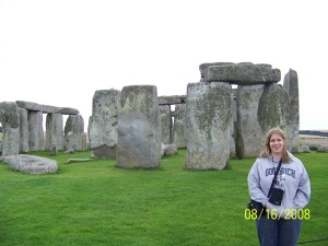 Desiree Sharland, Stonehenge
