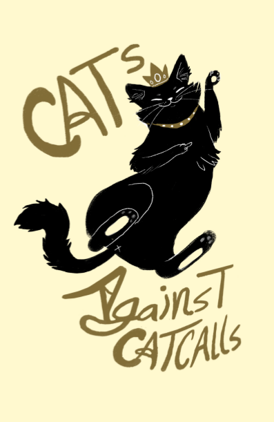 Cats Against Cat Calls by Erin Eavy