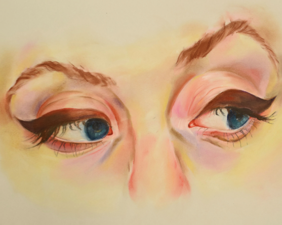 Eye Study by Callie Dolsen