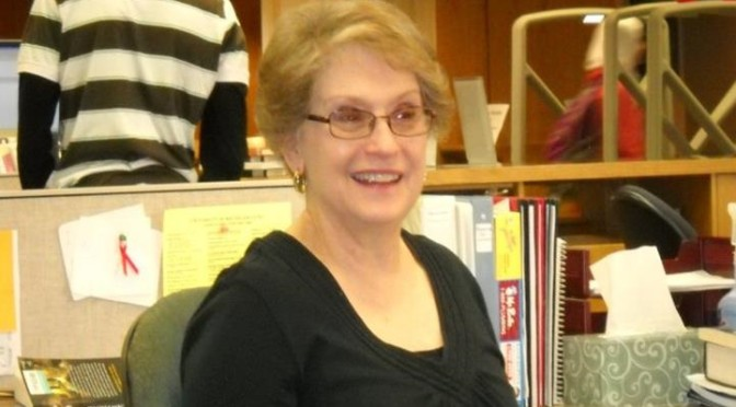Jane Barclay Retiring after 18 Years of Library Service