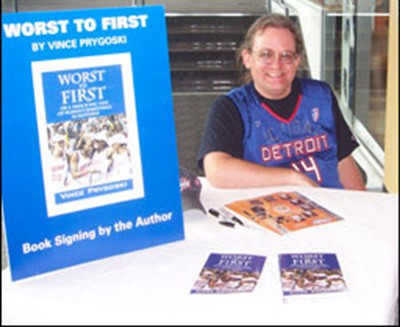 LIBRARY  PROFILE —  Vince Prygoski