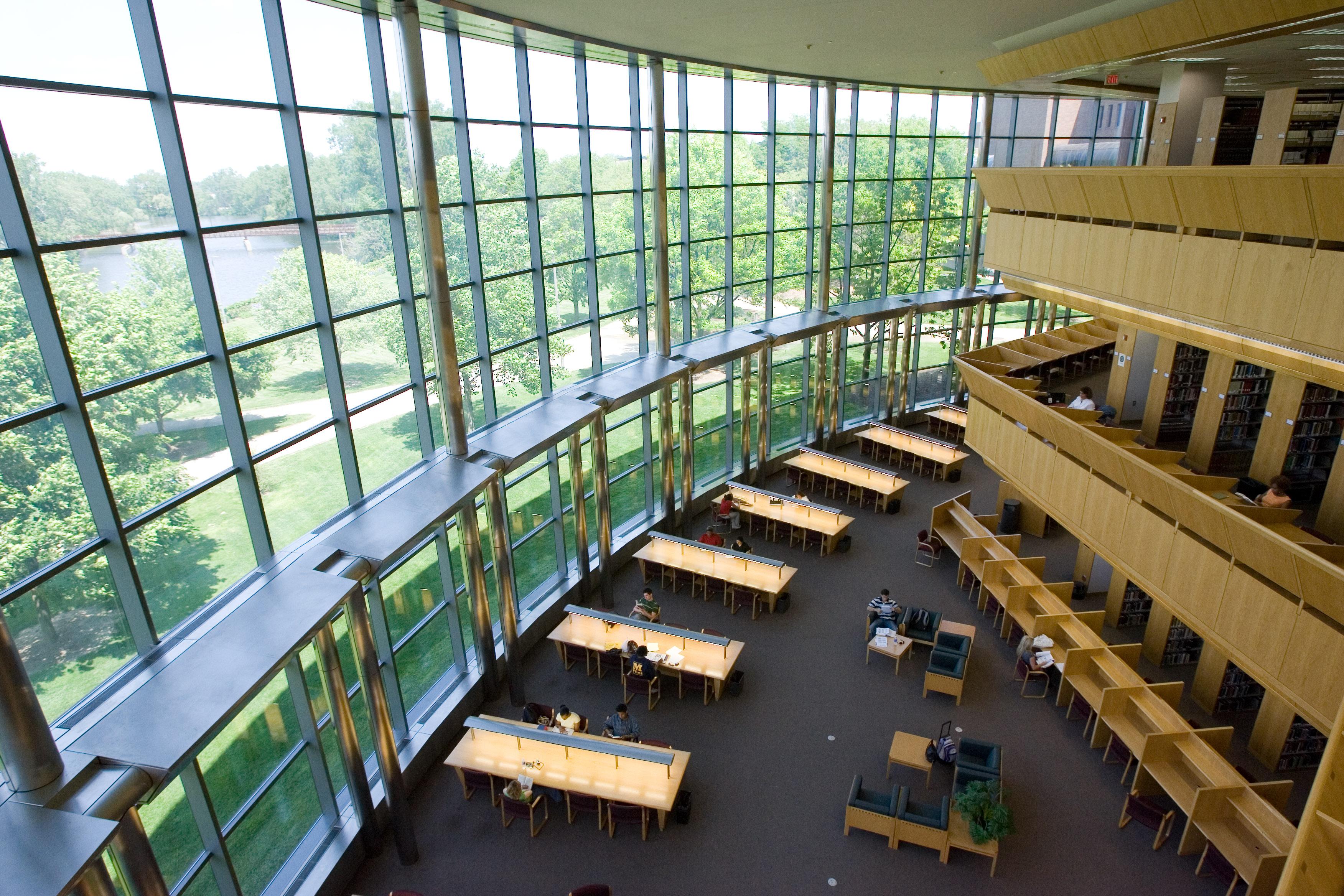 university of michigan library