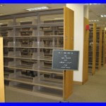 Empty Shelving