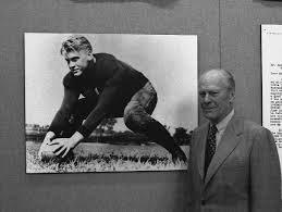 Gerald Ford, Willis Ward and the 1934 UM/Georgia Tech Game