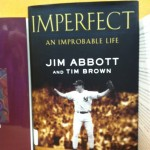 Book -- Jim Abbott -- Imperfect