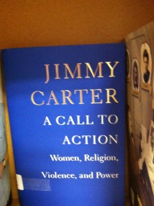 Book -- Jimmy Carter -- A Call to Action