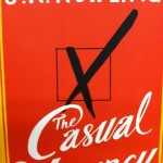 Book --  Rowling -- Casual Vacancy