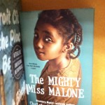 Book -- The Mighty Miss Malone
