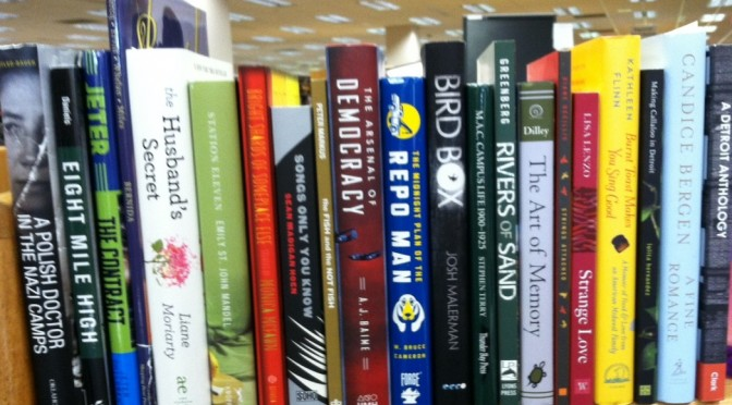 New Books Arrive at Thompson Library