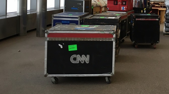 Thompson Library to Host News Network Broadcast
