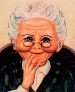 Grandma Knowknow