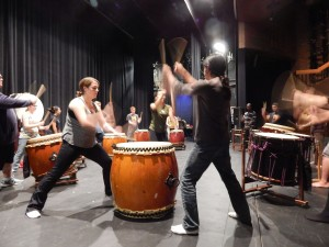 Taiko Drum Workshop