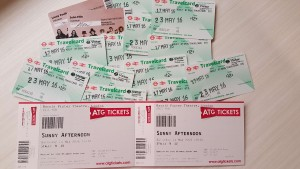 Royal Palace Memberships, Ground Transportation passes, and tickets to a show Sunny Afternoon